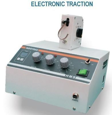 Advance Cervical & Lumber Traction LCD Display INDOTRAC Machine Best Unit.JT&F