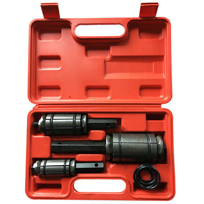 Durable Tail Pipe Expander 3pc Set Exhaust Muffler Spreader Tool