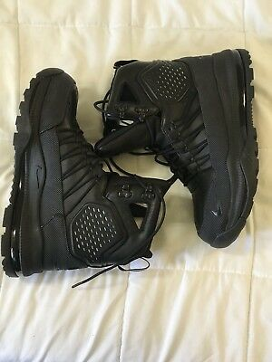 20e458023033 NIKE ZOOM SUPERDOME ACG Boots Black 654886 040 Men s 8.5 -  165.00 ...
