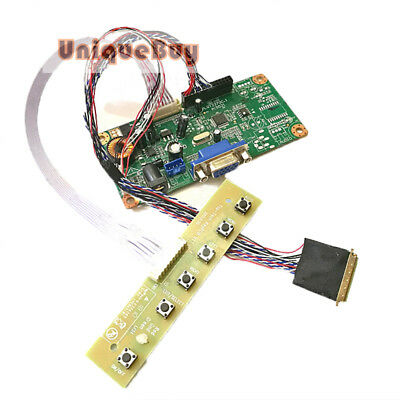 BP101WX1-206 And Other Single 8-bit 20455-40 pin LVDS LCD VGA Driver Board