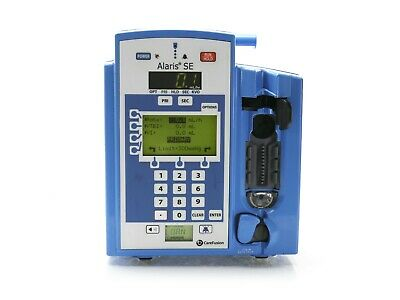 CareFusion Alaris IVAC SE 7131 Single-Channel Volumetric Infusion Pump