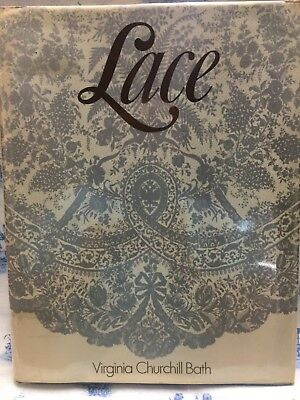 Lace by Virginia Churchill Bath (Hardback, 1974)
