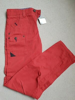 Next BNWT Age 12 boys chinos