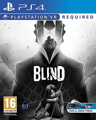 Blind (PS4)  BRAND NEW AND SEALED - IN STOCK - QUICK DISPATCH - FREE UK POSTAGE