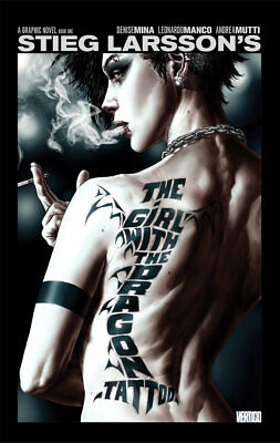 The Girl with the Dragon Tattoo, Book 1 Hardcover