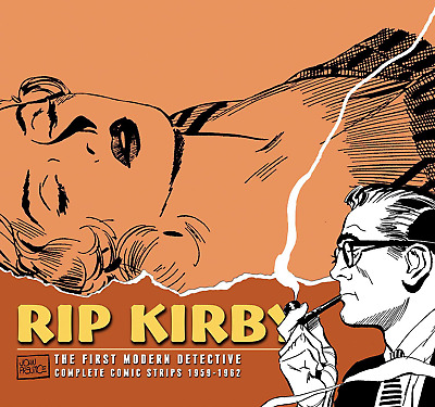 Rip Kirby Volume 6 Hardcover
