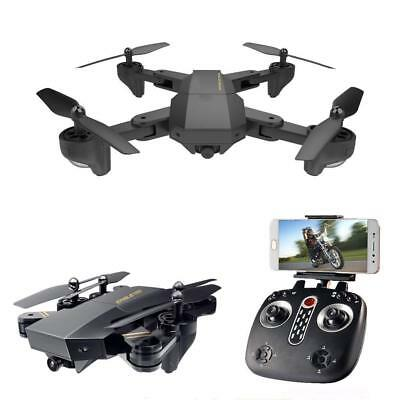 Drone With HD Camera Foldable WiFi Remote Control Flying RC Quadcopter FPV L900