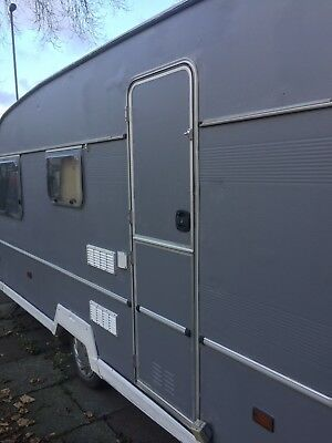 4 berth Eldis Swift caravan  - COLLECTION ONLY