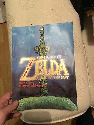 The Legend Of Zelda A Link To The Past Comic