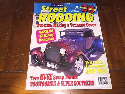 Australian Street Rodding No.108