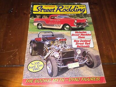 Australian Street Rodding No.45