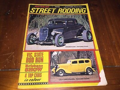 Australian Street Rodding No. 11