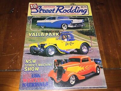 Australian Street Rodding No.52