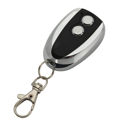 Remote Control Opener Wireless Key Fob For Garage Door Cloning Gate 433mhz New