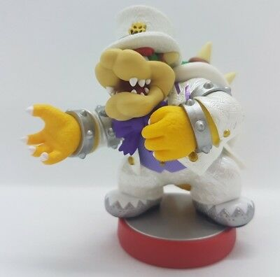 Nintendo Amiibo Bowser Wedding Outfit Super Mario