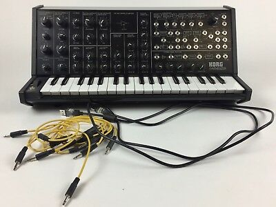 Korg MS-20 USB-Controller, ideal for MS-20 Legacy Plugin