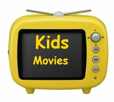 Kids Movies (DVD ( Great Selection)) Disc Only