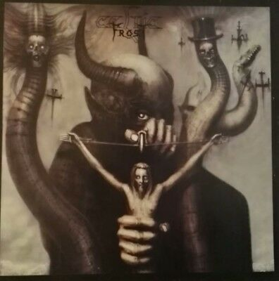 CELTIC FROST - TO MEGA THERION - NOISE  - INCL.LYRIC SHEET!!! - ULTRA RAR! Top!!