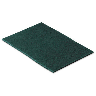 Scotch-Brite PROFESSIONAL Commercial Scouring Pad 6 x 9 10/Pack 96CC