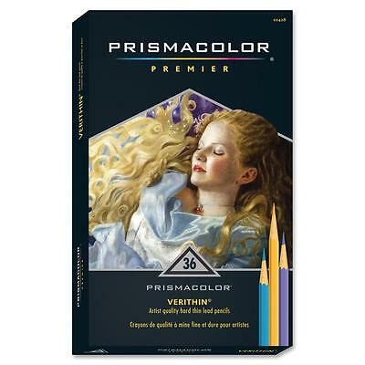 Prismacolor Color Pencil 36/ST Assorted 2428