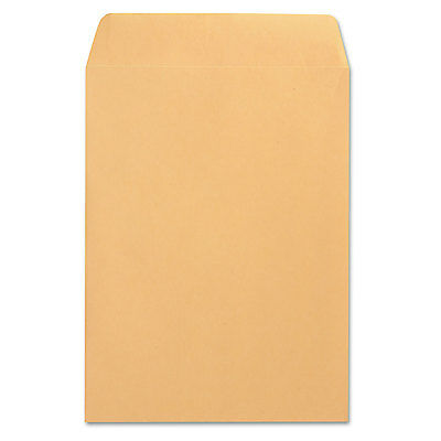 UNIVERSAL Catalog Envelope Center Seam 9 x 12 Brown Kraft 250/Box 41165