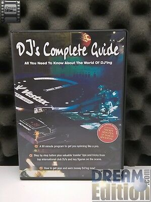 DJ's Complete Guide DJ (2002) Documentary Tutoral [DEd]