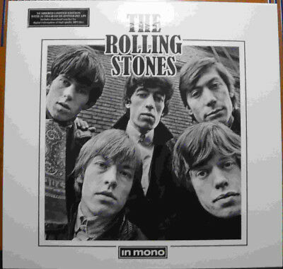 ABKCO 16-LP Box Set: The Rolling Stones in MONO - 2016 Numbered Factory SEALED