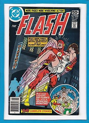 The Flash #265_September 1978_Very Fine Minus_Kid Flash_44 Pages_Bronze Age Dc!