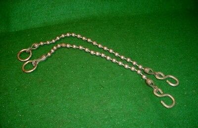 Vintage Pair Of Rein Chains