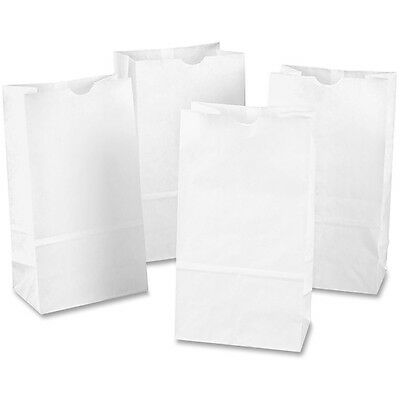"Pacon Rainbow Bags Kraft Paper 6""x11"" 100/PK White 72020"