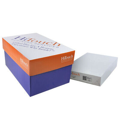 HiTouch Copy Paper Multipurpose 8-1/2x11 White 100 ISO / 99 GE Carton of 10