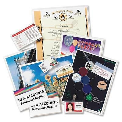 """Business Source Laminating Pouch Letter 3Mil 9""""x11-1/2"""" 50/BX Clear 20854"""
