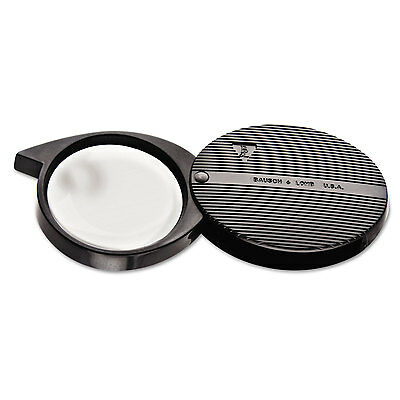 Bausch & Lomb 4X Folded Pocket Magnifier Round 36mm Lens 812354