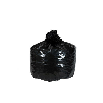 Skilcraft Recycled Trash Can Liners 33 X 40 Black/brown 100/box 3862323