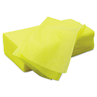 Chix Masslinn Dust Cloths 22 x 24 Yellow 150/Carton 8673