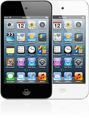 Apple iPod Touch 4th Gen Generation 16GB A1367 Black White Tested Perfect BUNDLE