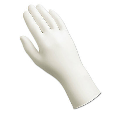 Ansell Dura-Touch 5 mil PVC Disposable Gloves Large Clear 100/Box 34725L