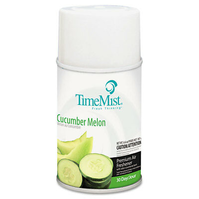 TimeMist Metered Fragrance Dispenser Refill Cucumber Melon 5.3 oz Aerosol