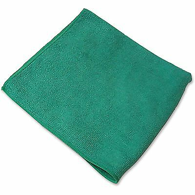 "Genuine Joe Microfiber Cloth Gen. Purpose Cleaning 1DZ 16""x16"" GN 39505"