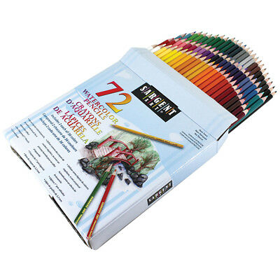 Sargent Art Colored Pencils 72 Colors 227272