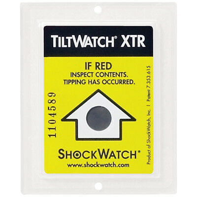 Tiltwatch XTR Yellow 100/Case STWXTR