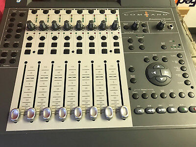 Digidesign Command8 Control Surface