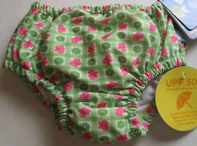 iPLAY REUSABLE ULTIMATE SWIM DIAPER SIZE LARGE 18 MONTHS NEW