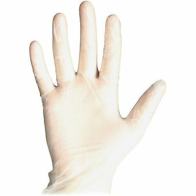 Impact Disposable Exam Gloves Vinyl Powder Free X-Large 1/BX Clear 8607XL
