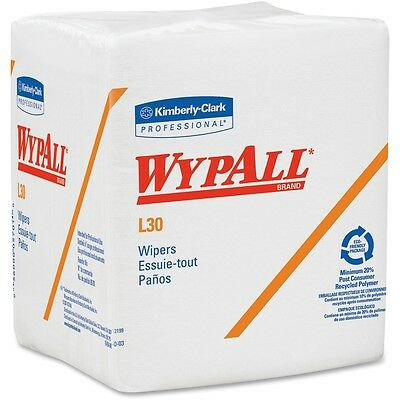 """Kimberly-Clark Cleanup Wipers 12-1/2""""x12"""" 12PK/CT White 05812PK"""