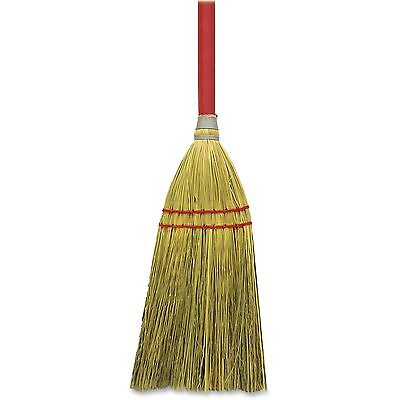 Genuine Joe Toy Corn Fiber Broom 12EA/CT Natural 11501CT