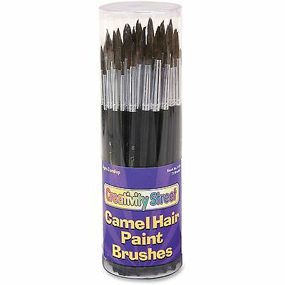 Chenille Kraft Camel Hair Brush Holder Set 72Pcs/ST Ast 5159