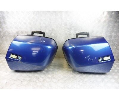 Bmw R1100 Rt 2 Valises Sacoches Laterales Arriere Type Wb104 - 1995/2001