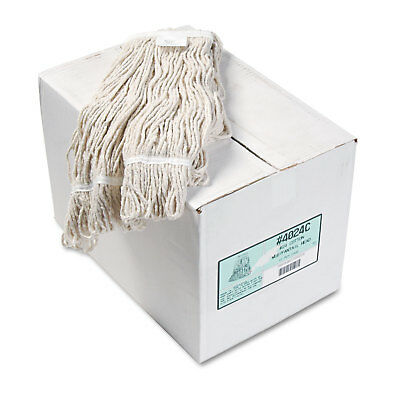 Boardwalk Pro Loop Web/Tailband Wet Mop Head Cotton 12/Carton 4024CCT