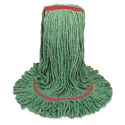 Boardwalk Mop Head Premium Standard Head Cotton/Rayon Fiber Large Green 503GNNB